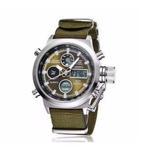 Other - Men Military Army Green Watch Sport USA